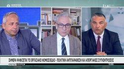 Ο Θ. Ρουσόπουλος για το εργασιακό νομοσχέδιο