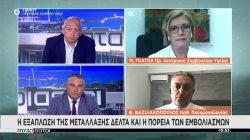 Γκάγκα - Βασιλακόπουλος για την μετάλλαξη Δέλτα και την πορεία των εμβολιασμών