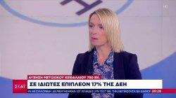 Το σχόλιο της Έλενας Λάσκαρη - Σε ιδιώτες επιπλέον 17% της ΔΕΗ