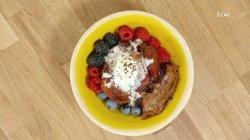 Κόμπλερ με φρούτα και σοκολάτα | Ώρα για φαγητό με την Αργυρώ | 20/09/2021