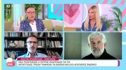Ο Κώστας Κρομμύδας μιλάει για τον Πέτρο Φιλιππίδη και τις καταγγελίες εναντίων του