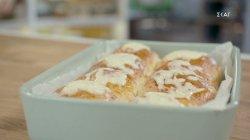 Τυρένιες μπουκιές ψωμιού | Ώρα για φαγητό με την Αργυρώ | 21/09/2021