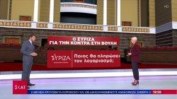Ο Σύριζα για την κόντρα στη Βουλή