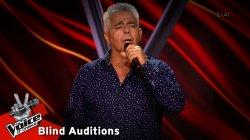 Αλέξανδρος Πολυχρονίδης: Αυγερινός | The Voice of Greece | 8η Σεζόν