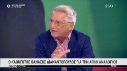 Ο Καθηγητής Θανάσης Διαμαντόπουλος για την απλή αναλογική