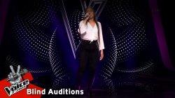 Κατερίνα Βασιλοπούλου: Unstoppable   The Voice of Greece   8η Σεζόν