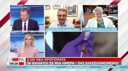 Εξαδάκτυλος:«Ναι» σε ελευθερίες για εμβολιασμένους - Καπραβέλος: Πάμε για τραγωδία ανεμβολίαστων