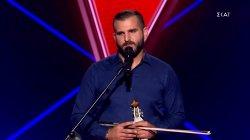 Κριτική στον Γιώργο Γλυκοκόκαλο   Blind Auditions   The Voice of Greece   S08