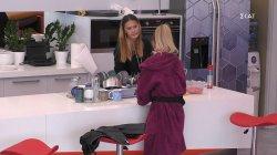 Συζήτηση της Μαίρης με τη Σαμάνθα που ενοχλήθηκε από το  κουτί Steve
