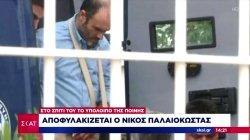 Αποφυλακίζεται ο Νίκος Παλαιοκώστας - Στο σπίτι του το υπόλοιπο της ποινής του