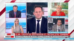 Πέτσας-ΣΚΑΪ: Ιστορική η συμφωνία-Ιστορικές οι ευθύνες της αντιπολίτευσης αν πει «όχι»