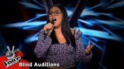 Ράνια Λίβα: Θεός αν είναι   The Voice of Greece   8η Σεζόν