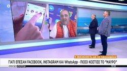 Ο Πρ. Διεθ. Ινστ. Κυβερνοασφάλειας Μ. Σφακιανάκης για το black out στα social media