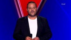Κριτική στον Σπύρο Πανταζόπουλο   Blind Auditions   The Voice of Greece   S08