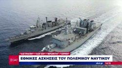 Εθνικές ασκήσεις του πολεμικού ναυτικού