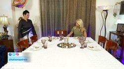 Τα χρυσά μαχαιροπίρουνα στο τραπέζι και η δυναμική εμφάνιση της Ιφιγένειας ροκάρουν