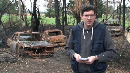 Η Αυστραλία Στις Φλόγες