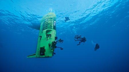 Τζέιμς Κάμερον: Υποβρύχια Εξερεύνηση
