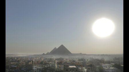 Treasures Decoded: The Great Pyramid