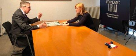 Ιστορίες | Συνεντεύξη με τους Κλάους Ρέγκλινγκ, Τόμας Βίζερ και Ρόουζ Γκότμελερ