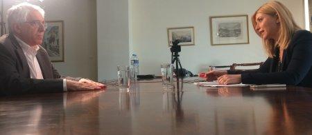 Ιστορίες | Η Σία Κοσιώνη συναντά τον πρώην υπουργό δικαιοσύνης Νίκο Παρασκευόπουλο