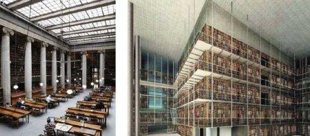 Ιστορίες | Το πέρασμα της Εθνικής Βιβλιοθήκης από τον 19ο στον 21ο αιώνα