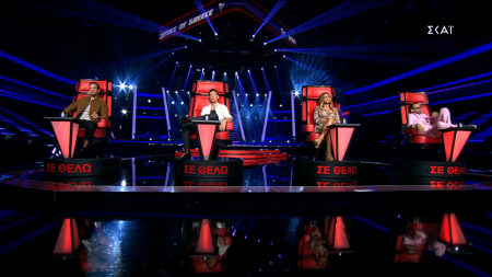 The Voice of Greece: 17/10/21