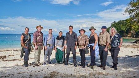 Ναυαγοί Στο Νησί Της Περιπέτειας