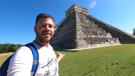 Happy Traveller |  Μεξικό | Μέρος Α'
