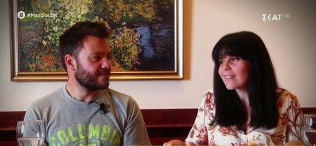 Μαζί Σου Σαββατοκύριακο   Ο Ευτύχης Μπλέτσας και η σύζηγός του μιλούν για τη γνωριμία και τα ταξίδια τους   09/11/2019