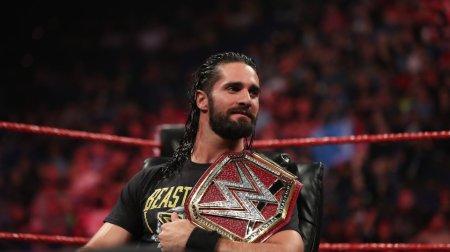 WWE Raw | Επίκη μάχη Seth Rollins με Braun Strowman | 28/09/2019