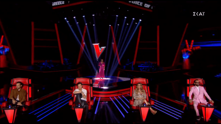 The Voice of Greece: 16/10/21