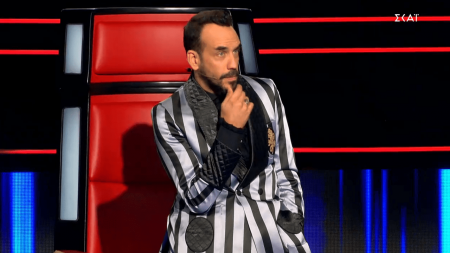 The Voice of Greece: 23/10/22