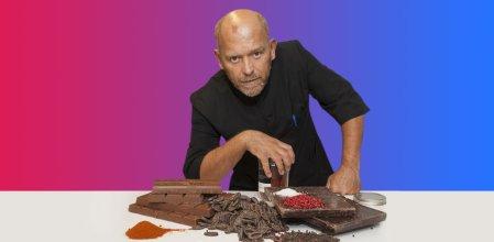 Trailer - Ετοιμάζουμε προφιτερόλ με ταχίνι και τούρτα σοκολάτας με μέλι