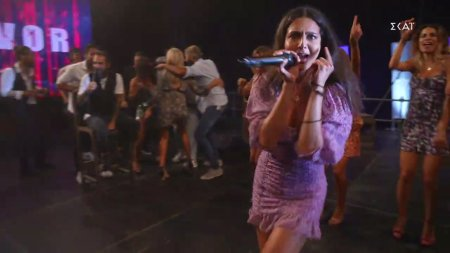 Η Νικόλ νικήτρια του Διαγωνισμού Τραγουδιού