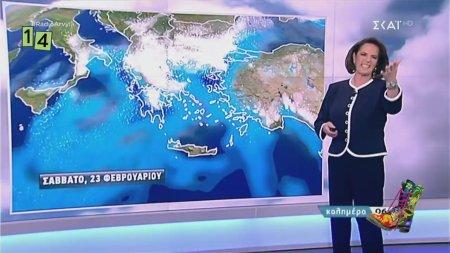 Ράδιο Αρβύλα | Πως λέμε τον καιρό στον ΣΚΑΪ | 25/02/2019