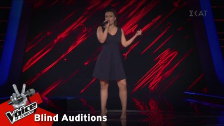 Αλεξάνδρα Αξιώτη - Hey Big Spender | 8o Blind Audition | The Voice of Greece