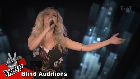 Κατερίνα Μελίτη - Έλα | 9o Blind Audition | The Voice of Greece