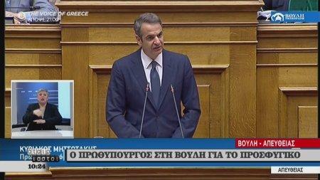 Αταίριαστοι | Ο Κ. Μητσοτάκης απαντάει σε ερώτηση του Γ. Βαρουφάκη | 04/10/2019