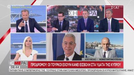 Σήμερα   Ο Κυβερνητικός Εκπρόσωπος της Κύπρου Πρόδρομος Προδρόμου στον ΣΚΑΪ   09/10/2019