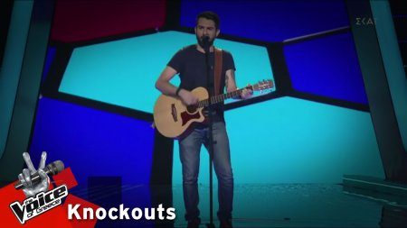 Γιώργος Ευθυμιάδης - You are my Sunshine | 2o Knockout | The Voice of Greece