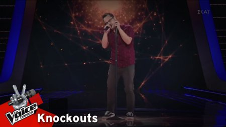 Έβαν Γιαννόπουλος - Muscle Museum | 2o Knockout | The Voice of Greece