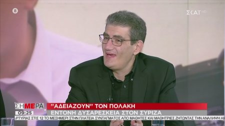 Γιαννούλης: Δεν θα έκανα την ίδια διατύπωση με τον Πολάκη