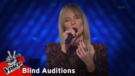 Ιωάννα Τσανάκα - My Favorite Things | 11o Blind Audition | The Voice of Greece