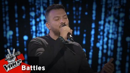 Θοδωρής Βερλής - Σε γυρεύω | 3o Knockout | The Voice of Greece