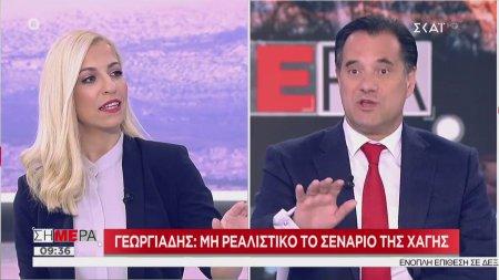 Α. Γεωργιάδης: Δεν είμαστε μπόσικοι για την Τουρκία