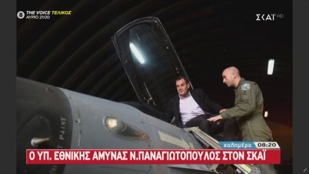 Ο Ν. Παναγιωτόπουλος: Η Ελλάδα θα κάνει αυτό που πρέπει