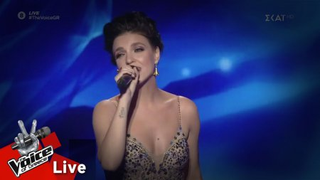 Angelina Statyeva - Το Tango της Νεφέλης | 2o Live | The Voice of Greece