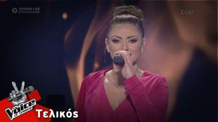 Ειρήνη Τσοκουνοπούλου - Αγόρι μου | Τελικός | The Voice of Greece