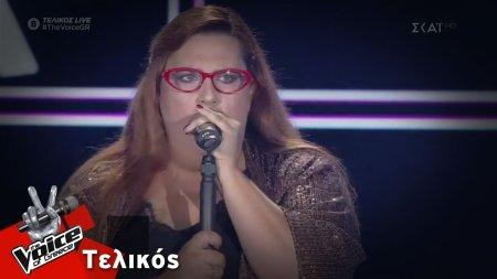 Έλλη Πλατάνου - Proud Mary | Τελικός | The Voice of Greece